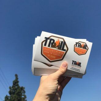 Trail Industries | Decal