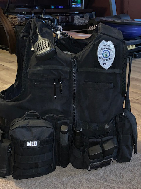 First Aid Kit | Police Tactical Vest