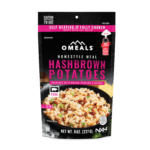 OMEALS Self Heating Hashbrown Potatoes