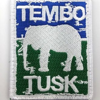 Trail Industries | Tembo Tusk Patch