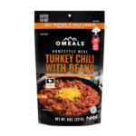 OMEALS Self Heating Turkey Chili with Beans