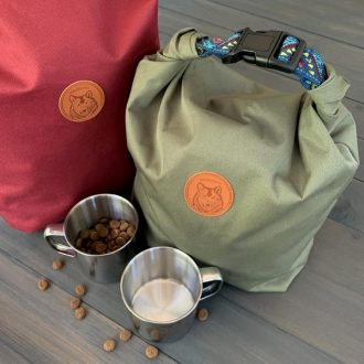 WilderDog | Trail Industries | Dog Food Travel Bag