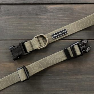 Wilder Dog | Trail Industries | Waterproof | Dog Collar