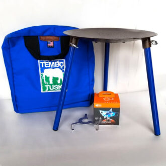 Trail Industries | Tembo Tusk | Adventure Skottle Grill Kit