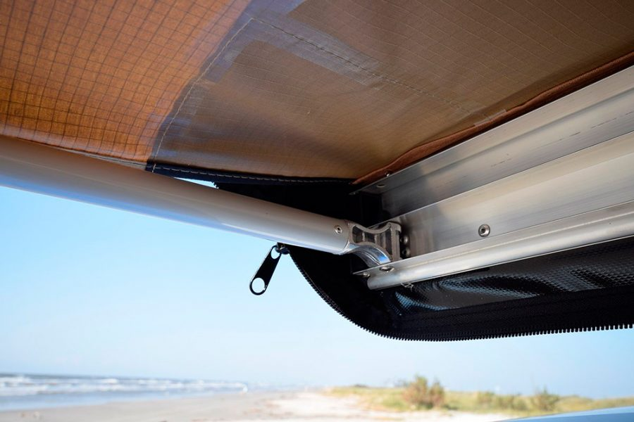 ROAM Tents | Trail Industries | Rooftop Awnings