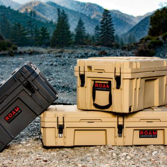 ROAM Tents | Trail Industries | Rugged Case