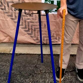 TemboTusk | Skottle Grill | Long Leg | Trail Industries
