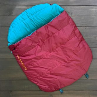 Wilderdog | Trail Industries | Dog Sleepingbag