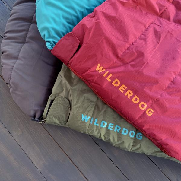 Wilderdog   Trail Industries   Dog Sleepingbag