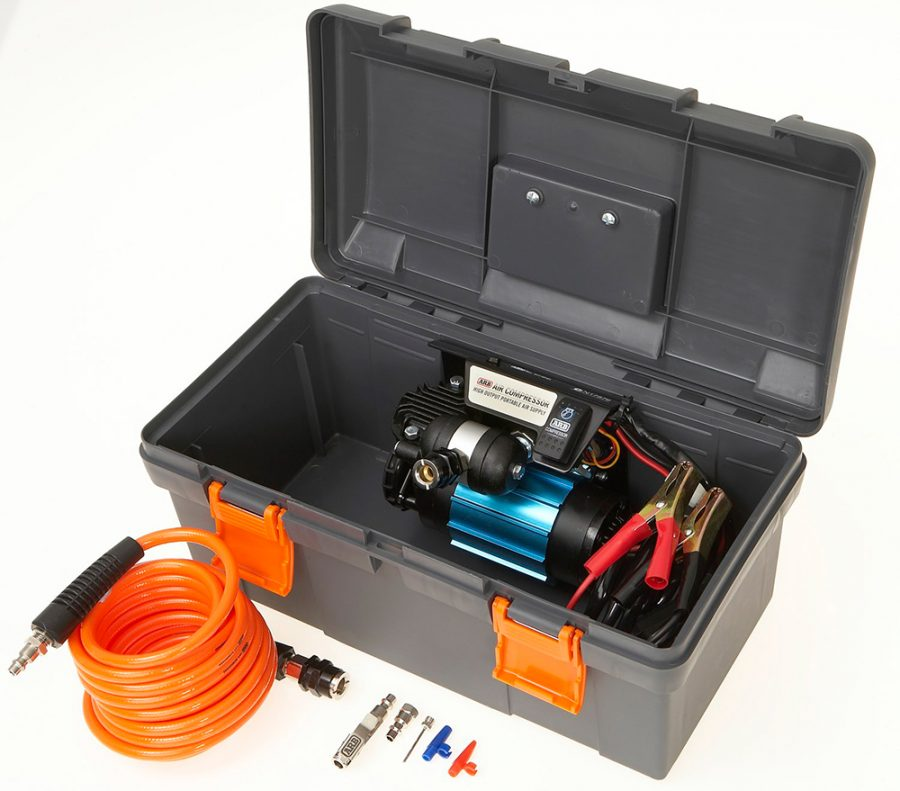 Trail Industries | ARB Portable High Performance 12 Volt Air Compressor