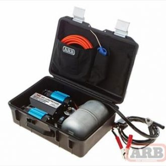 Trail Industries | ARB | Twin Air Compressor Kit