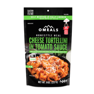 Trail Industries | Omeals | Cheese Tortellini