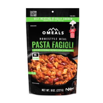 Trail Industries | Omeals | Pasta Fagioli