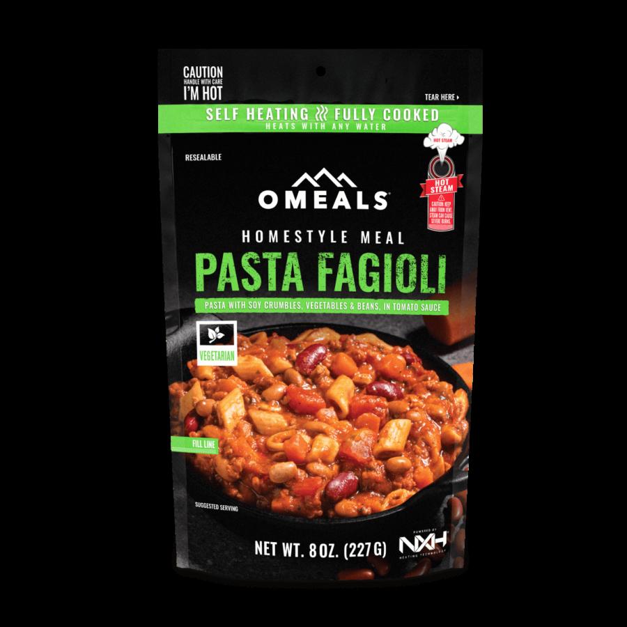 Trail Industries   Omeals   Pasta Fagioli