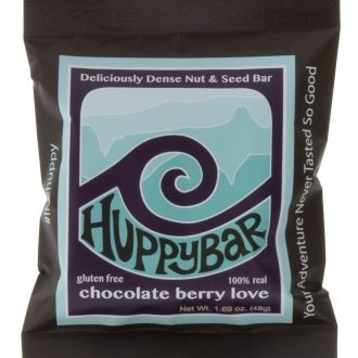 Chocolate Berry Love | Huppybar | Trail Industries