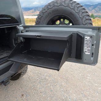 Trail Industries | Rock Slide Engineering | Trail Tailgate Table