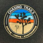 Chasing Trails Graphic T Shirt