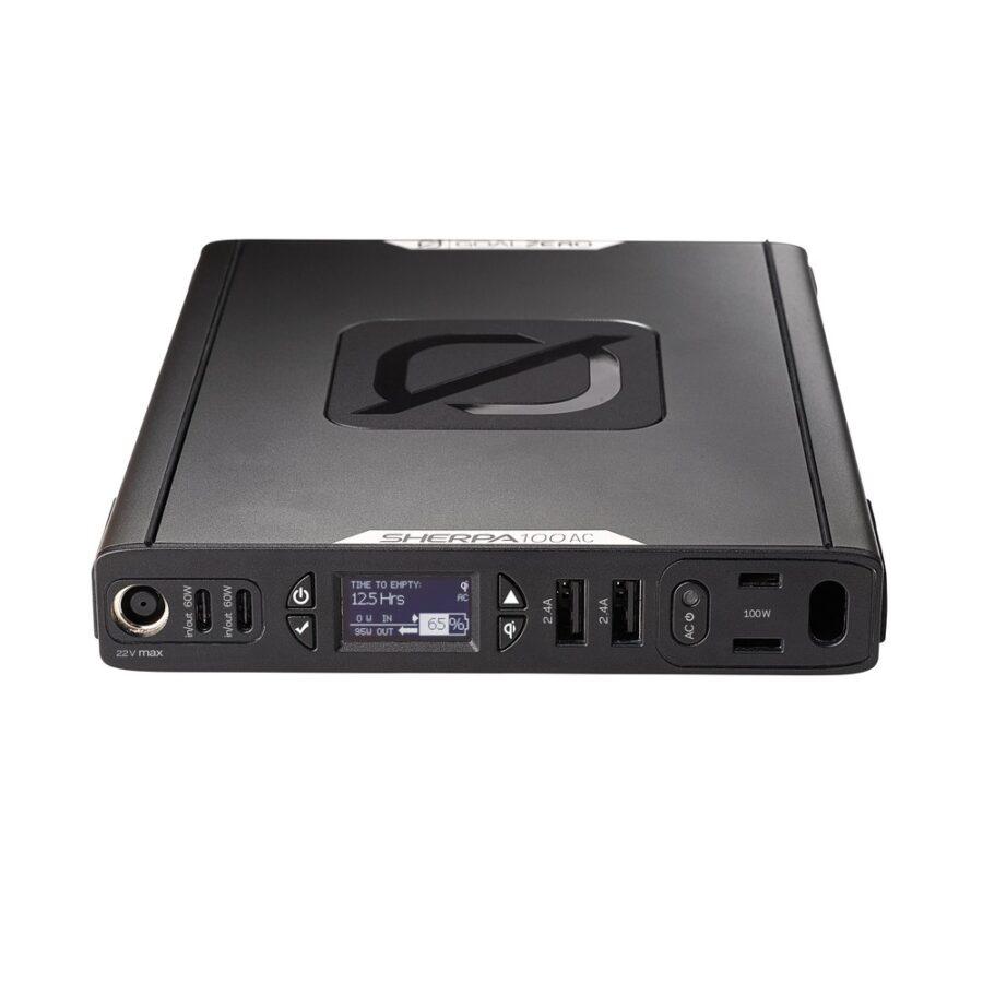 Trail Industries | Goal Zero | Sherpa 1000 AC Portable Power Bank