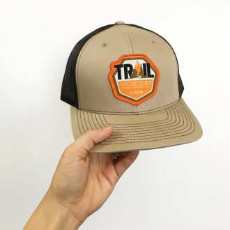 Trail Industries | Patch Hat | Trucker Hat