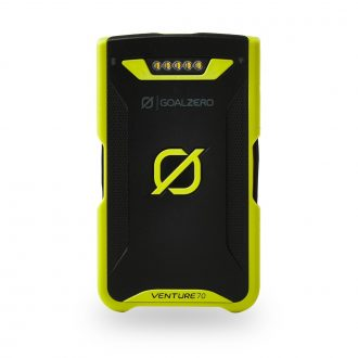 Trail Industries | Goal Zero | Venture 70 Portable Power Bank