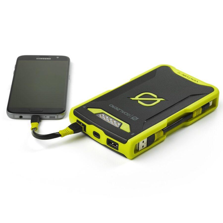 Trail Industries | Goal Zero | Venture 70 Portable Power Bank