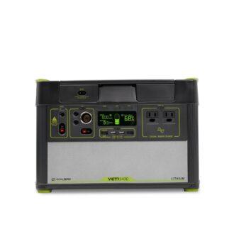 Trail Industries | Goal Zero | Yeti LI 1400 Power station with Wifi