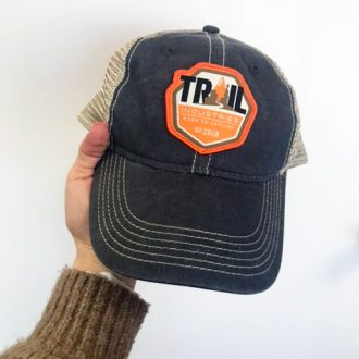 Trail Industries | Patch Hat | Dad Hat | Snapback