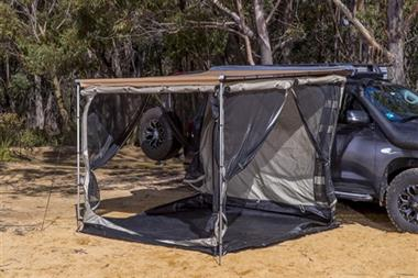 Trail Industries | ARB Deluxe Awning Room with Floor