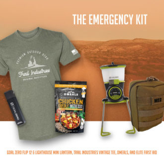 Trail Industries | Emergency Kit Bundle