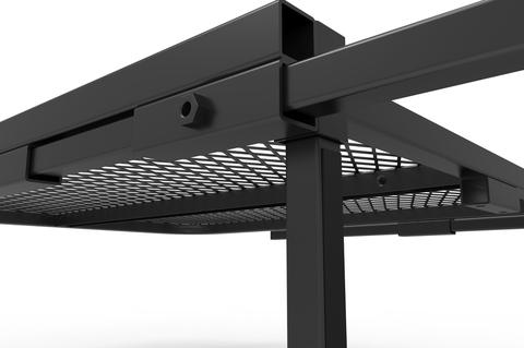 Trail Industries   TailGater Tire Table