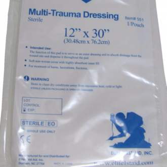 Trail Industries | Elite First Aid | Multi-Trauma Bandage