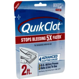 Trail Industries | Elite First Aid | QuickClot Mini Combat Gauze Gen. 3