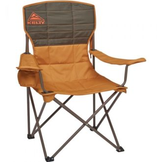 Trail Industries   Kelty   Deluxe Lounge Canyon Brown Chair