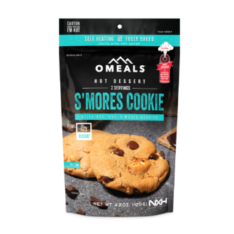 Trail Industries | Omeals Self Heating Meals | S'more
