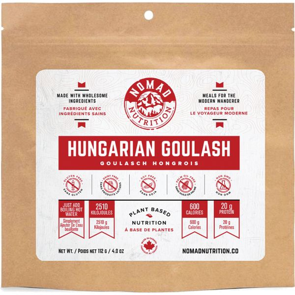 Trail Industries | Nomad Nutrition | Hungarian Goulash