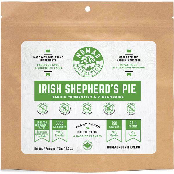 Trail Industries | Nomad Nutrition | Irish Shepherd's Pie