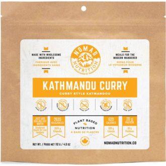 Trail Industries | Nomad Nutrition | Kathmandu Curry