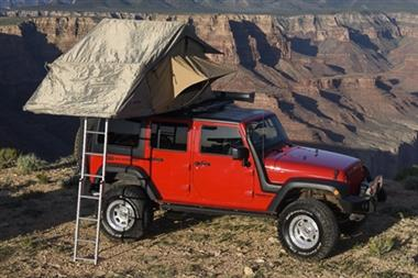 Trail Industries | ARB | Series 3 Rooftop Tent and Annex