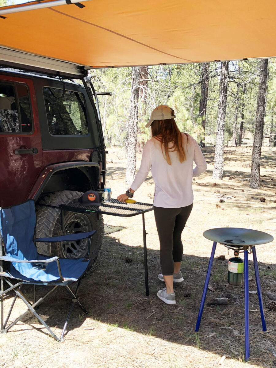 Trail Industries | TireGater Tire Table