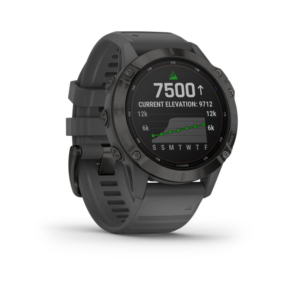 Trail Industries | Garmin | Fenix 6 Pro Solar Edition
