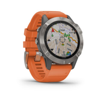 Trail Industries | Garmin | Fenix 6 Pro Sapphire Edition