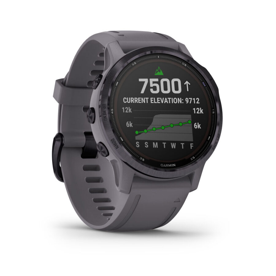 Trail Industries | Garmin | Fenix 6S Pro Solar Edition