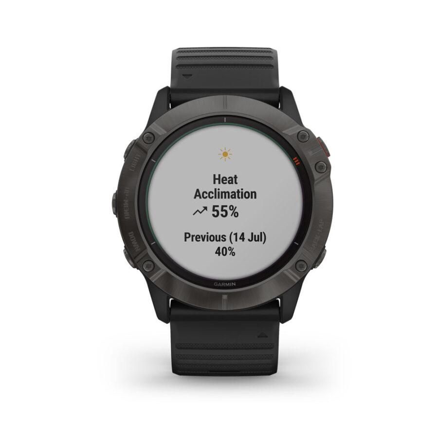 Trail Industries | Garmin | Fenix 6X Pro Solar Edition