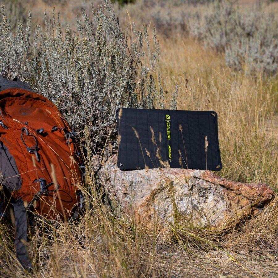 Trail Industries   Goal Zero   Nomad 10