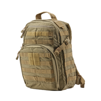 Trail Industries | 5.11 Tactical | Rush 12 Bag