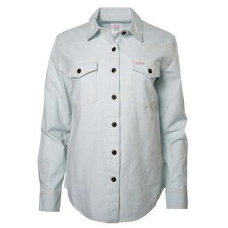Trail Industries | Topo Designs | Chambray Mountain Shirt