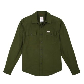 Trail Industries | Topo Designs | Lightweight Mountain Shirt