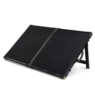 Trail Industries | Goal Zero | Boulder 100 Solar Panel Briefcase