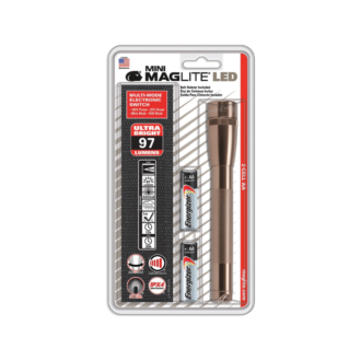 Trail Industries | MagLite | Copper Mini Maglite LED 2AA