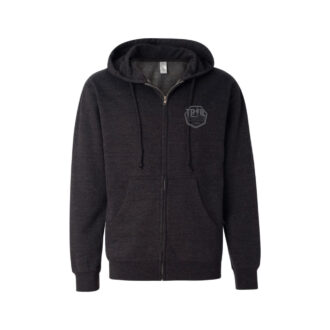 Trail Industries | Fleece Front Zip Up Jacket